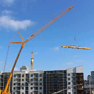 Operated Cranes