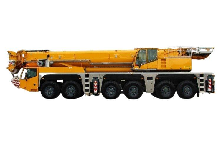 Demag AC 300-6 All Terrain Crane Image
